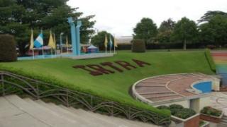 グアテマラの遊園地イルトラ