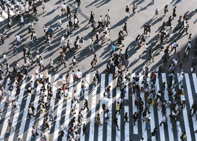 スペイン語圏の人口推移
