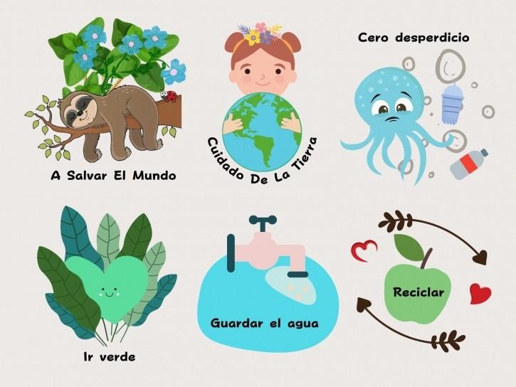 環境 スペイン語