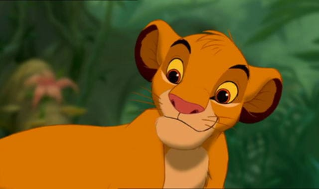 ライオンキング Simba