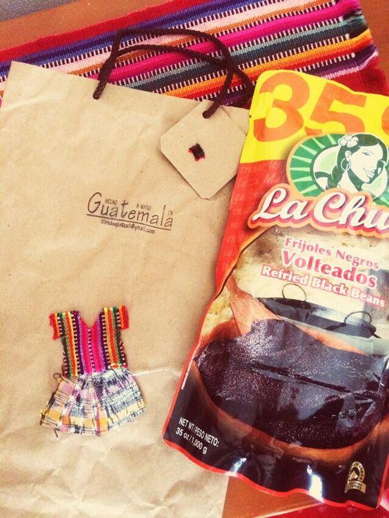 グアテマラの黒豆ペースト