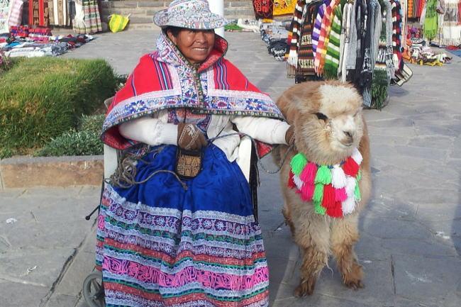 ペルーの絶品レシピ