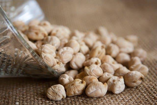 スペイン語「ひよこ豆」