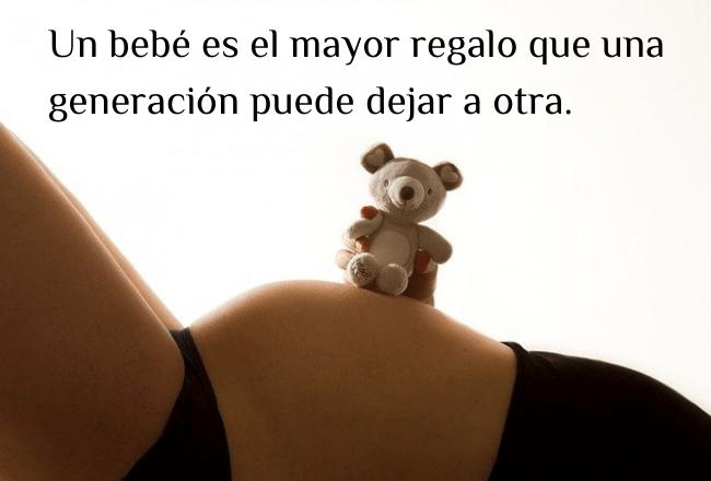 スペイン語で「赤ちゃんができました」